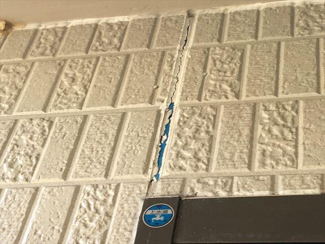 恵那市で外壁塗装の現地調査