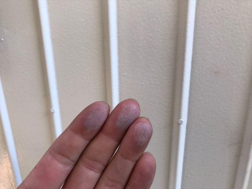 外壁塗装 下見