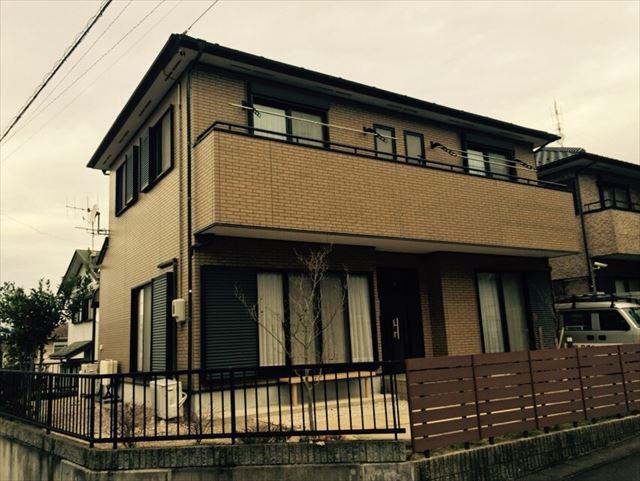 中津川市篠原邸、施工前