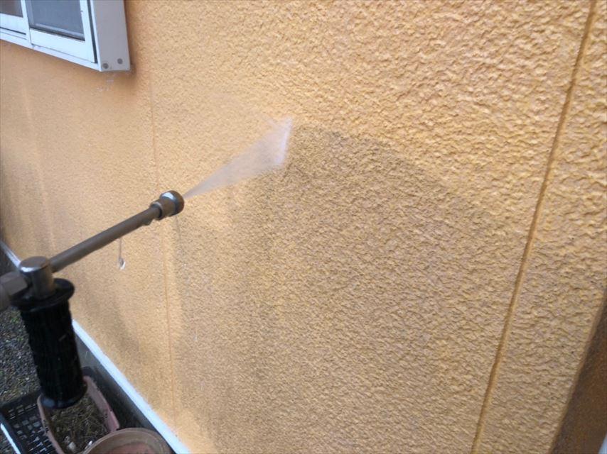 多治見市希望ヶ丘外壁バイオ洗浄