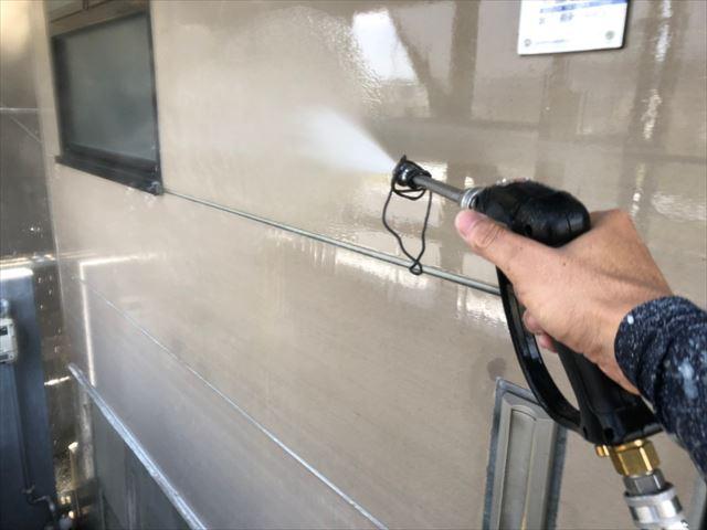 瑞浪市で屋根外壁塗装、外壁バイオ洗浄